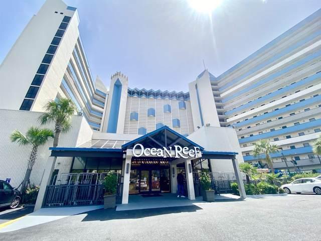 7100 N Ocean Blvd. #309, Myrtle Beach, SC 29572 (MLS #2119206) :: Jerry Pinkas Real Estate Experts, Inc