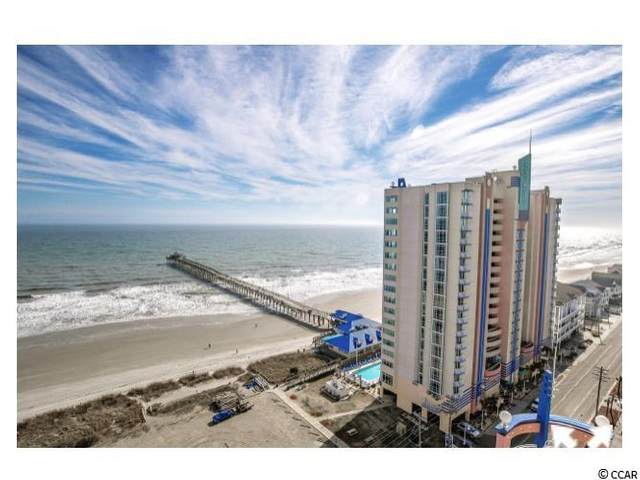 3500 Ocean Blvd. #1503, Cherry Grove, SC 29582 (MLS #2119210) :: Jerry Pinkas Real Estate Experts, Inc