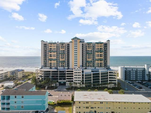 201 S Ocean Blvd. #908, North Myrtle Beach, SC 29582 (MLS #2119215) :: Garden City Realty, Inc.