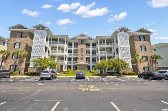 4883 Luster Leaf Circle #104, Myrtle Beach, SC 29577 (MLS #2119232) :: The Greg Sisson Team