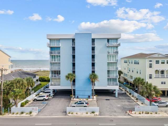 929 S Ocean Blvd. #502, North Myrtle Beach, SC 29582 (MLS #2119233) :: BRG Real Estate