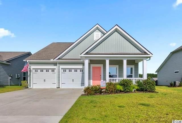 442 Oaklanding Ln., Murrells Inlet, SC 29576 (MLS #2119240) :: Duncan Group Properties