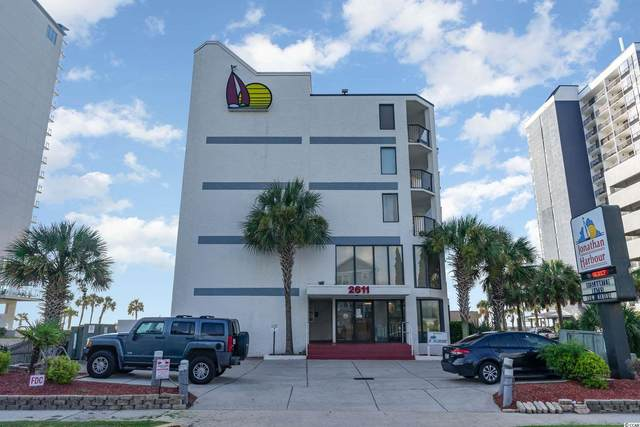 2611 S Ocean Blvd. #505, Myrtle Beach, SC 29577 (MLS #2119269) :: Jerry Pinkas Real Estate Experts, Inc