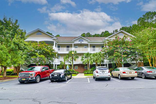 5825 Catalina Dr. #1234, North Myrtle Beach, SC 29582 (MLS #2119305) :: Duncan Group Properties