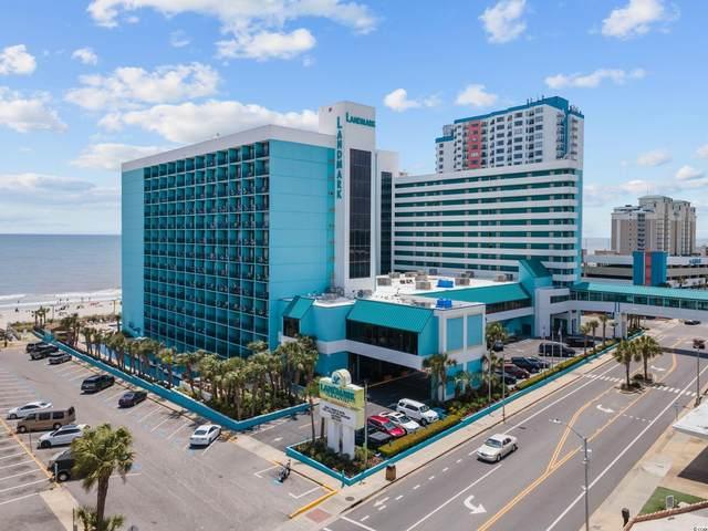 1501 S Ocean Blvd. #851, Myrtle Beach, SC 29577 (MLS #2119337) :: Coldwell Banker Sea Coast Advantage