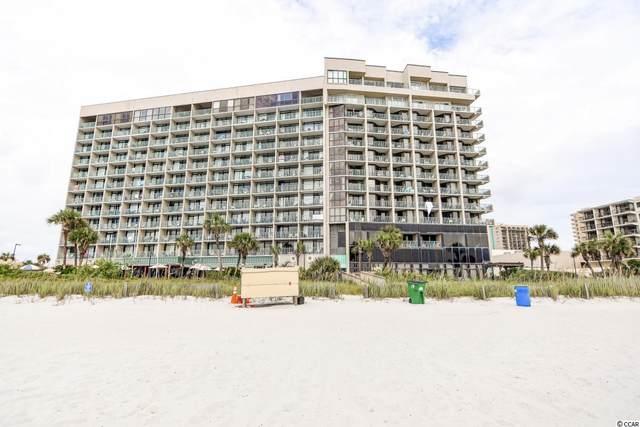 201 N 74th Ave. 1147/1148, Myrtle Beach, SC 29572 (MLS #2119339) :: BRG Real Estate