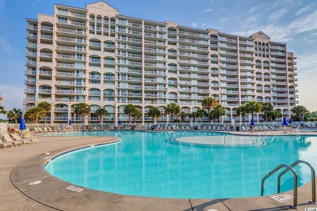 4801 Harbor Pointe Dr. #105, North Myrtle Beach, SC 29582 (MLS #2119340) :: Jerry Pinkas Real Estate Experts, Inc