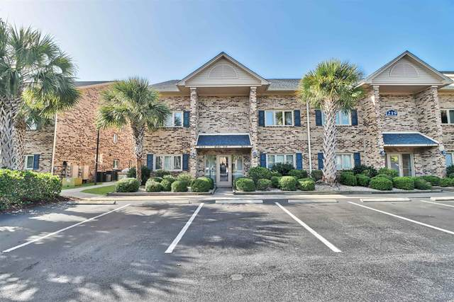 219 Double Eagle Dr. A2, Surfside Beach, SC 29575 (MLS #2119377) :: Duncan Group Properties