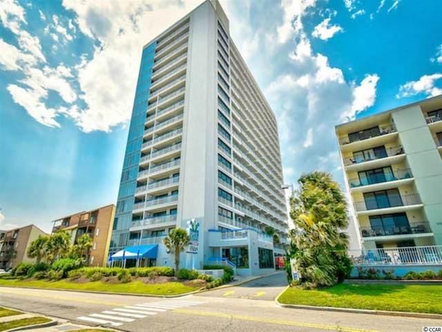 5511 N Ocean Blvd. #510, Myrtle Beach, SC 29577 (MLS #2119383) :: Jerry Pinkas Real Estate Experts, Inc