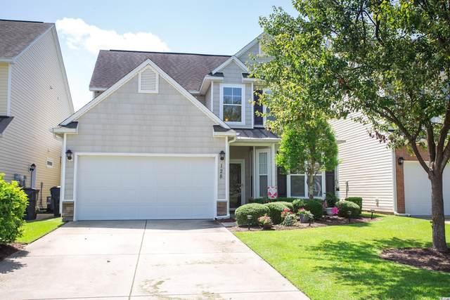 128 Fulbourn Pl., Myrtle Beach, SC 29579 (MLS #2119404) :: James W. Smith Real Estate Co.