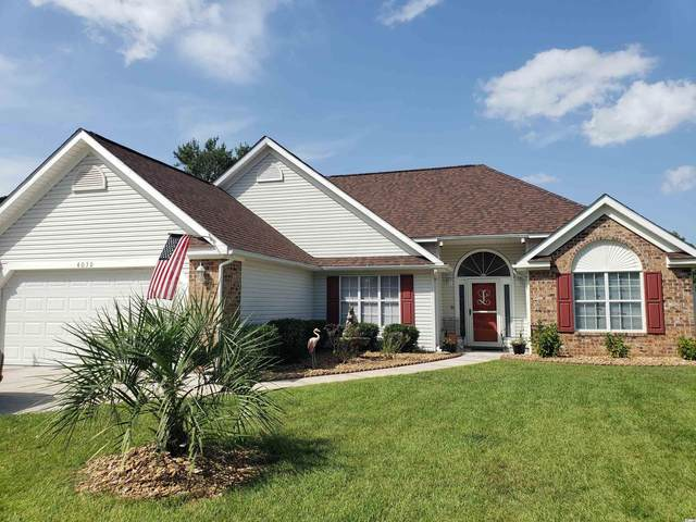 4030 Grousewood Dr., Myrtle Beach, SC 29588 (MLS #2119407) :: Coastal Tides Realty
