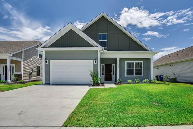 1246 Pyxie Moss Dr., Little River, SC 29566 (MLS #2119416) :: BRG Real Estate