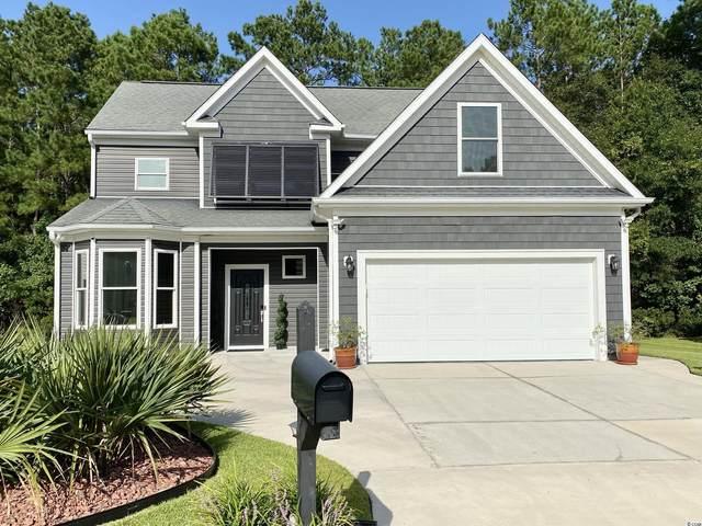 105 Rocko Dr., Myrtle Beach, SC 29579 (MLS #2119431) :: Duncan Group Properties