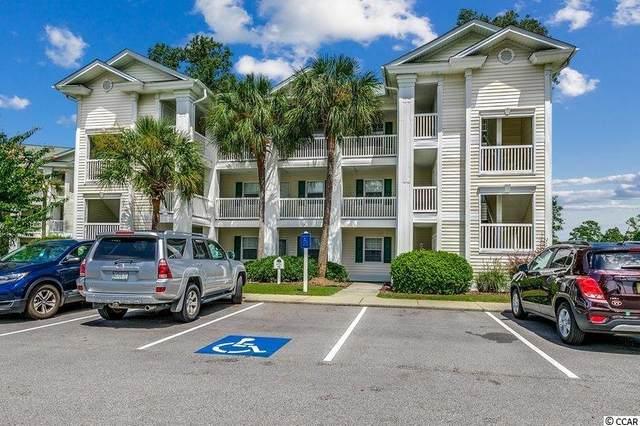 541 White River Dr. 16-I, Myrtle Beach, SC 29579 (MLS #2119439) :: James W. Smith Real Estate Co.