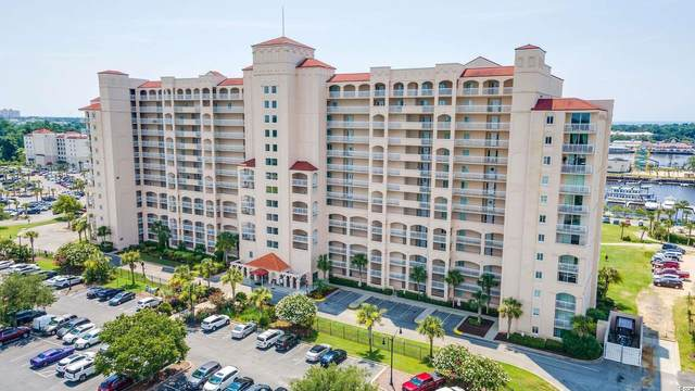 4801 Harbour Point Dr. #308, North Myrtle Beach, SC 29582 (MLS #2119444) :: Jerry Pinkas Real Estate Experts, Inc