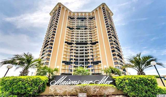 9650 Shore Dr. #1507, Myrtle Beach, SC 29572 (MLS #2119480) :: Grand Strand Homes & Land Realty