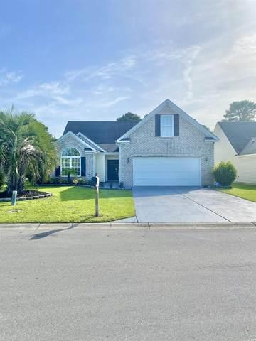 8033 Pleasant Point Ln., Myrtle Beach, SC 29579 (MLS #2119491) :: Duncan Group Properties