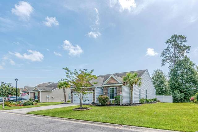 520 Chapel Hill Ct., Myrtle Beach, SC 29588 (MLS #2119496) :: Grand Strand Homes & Land Realty