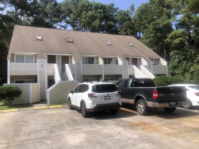 111 Cambridge Circle F-6, Murrells Inlet, SC 29576 (MLS #2119506) :: James W. Smith Real Estate Co.