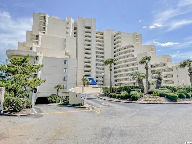 101 Ocean Creek Dr. Ee-9, Myrtle Beach, SC 29572 (MLS #2119508) :: James W. Smith Real Estate Co.