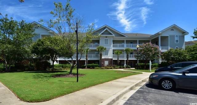 5825 Catalina Dr. #121, North Myrtle Beach, SC 29582 (MLS #2119510) :: Duncan Group Properties