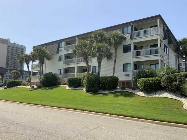 5601 N Ocean Blvd. C109, Myrtle Beach, SC 29572 (MLS #2119518) :: Grand Strand Homes & Land Realty