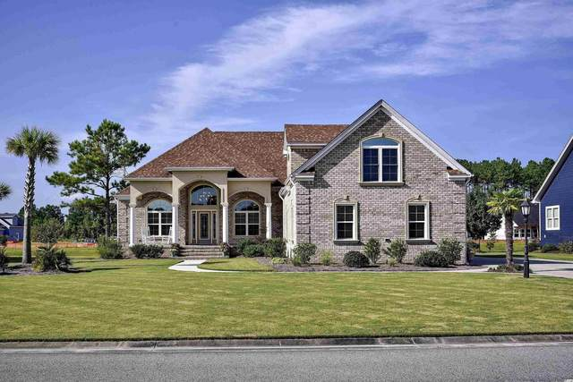 8937 Chesterfield Dr., Calabash, NC 28467 (MLS #2119537) :: Duncan Group Properties
