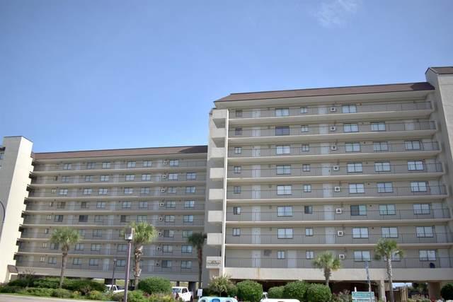 4719 S Ocean Blvd. #302, North Myrtle Beach, SC 29582 (MLS #2119547) :: Grand Strand Homes & Land Realty