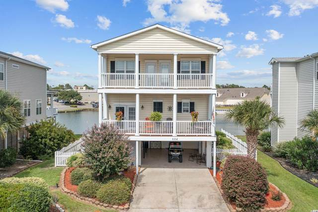 604 1st Ave. S, North Myrtle Beach, SC 29582 (MLS #2119568) :: BRG Real Estate