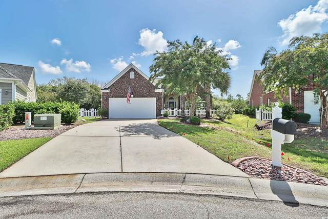 3603 White Oleander Ct., North Myrtle Beach, SC 29582 (MLS #2119590) :: BRG Real Estate