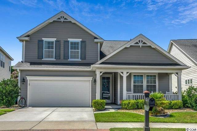1629 Culbertson Ave., Myrtle Beach, SC 29577 (MLS #2119616) :: James W. Smith Real Estate Co.