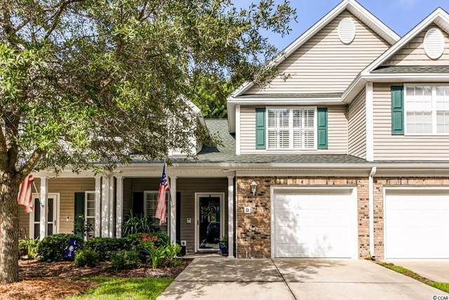741 Painted Bunting Dr. D, Murrells Inlet, SC 29576 (MLS #2119629) :: Jerry Pinkas Real Estate Experts, Inc