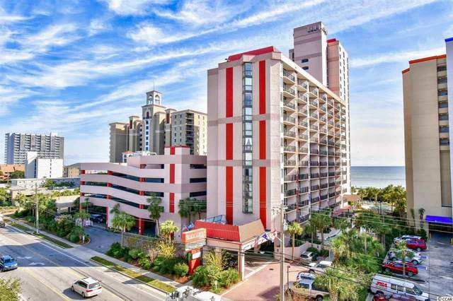 5308 N Ocean Blvd. #204, Myrtle Beach, SC 29577 (MLS #2119630) :: The Lachicotte Company