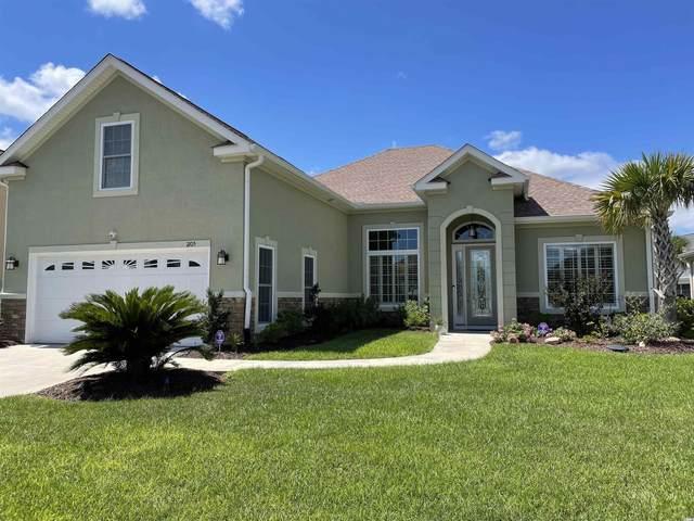 2105 Via Palma Dr., North Myrtle Beach, SC 29582 (MLS #2119658) :: James W. Smith Real Estate Co.