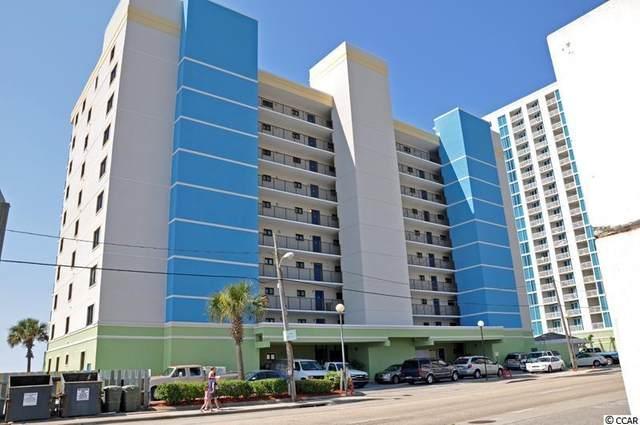 2200 N Ocean Blvd. #606, North Myrtle Beach, SC 29582 (MLS #2119664) :: Grand Strand Homes & Land Realty