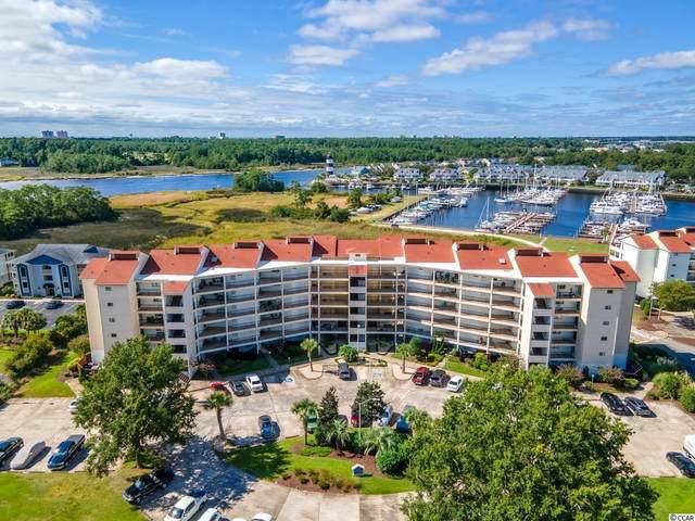4440 Nassau Ct. P-606, Little River, SC 29566 (MLS #2119671) :: Jerry Pinkas Real Estate Experts, Inc