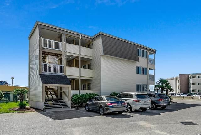 9620 Shore Dr. C-101, Myrtle Beach, SC 29572 (MLS #2119686) :: BRG Real Estate