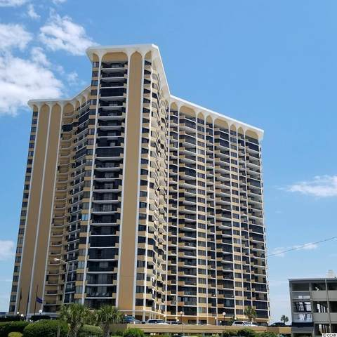 9650 Shore Dr. #502, Myrtle Beach, SC 29572 (MLS #2119690) :: Grand Strand Homes & Land Realty