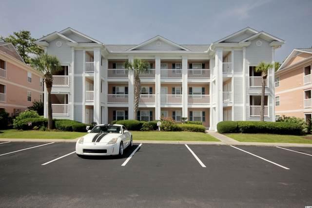 613 Waterway  Village Ave. 4-I, Myrtle Beach, SC 29579 (MLS #2119693) :: James W. Smith Real Estate Co.