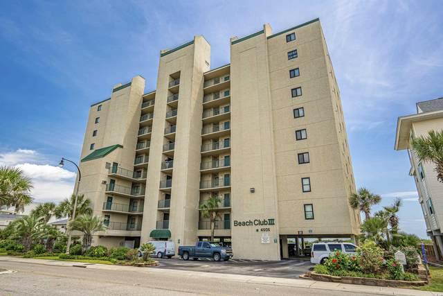 4505 S Ocean Blvd. 3B, North Myrtle Beach, SC 29582 (MLS #2119705) :: Surfside Realty Company
