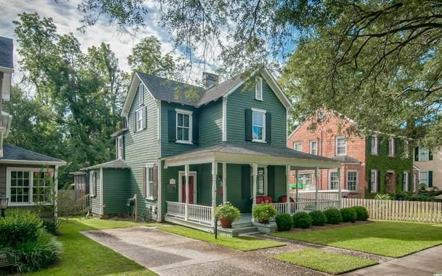 222 Cannon St., Georgetown, SC 29440 (MLS #2119714) :: Chris Manning Communities
