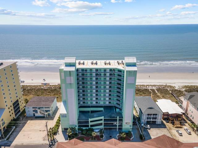 5310 N Ocean Blvd. 8-A, North Myrtle Beach, SC 29582 (MLS #2119729) :: Ryan Korros Team