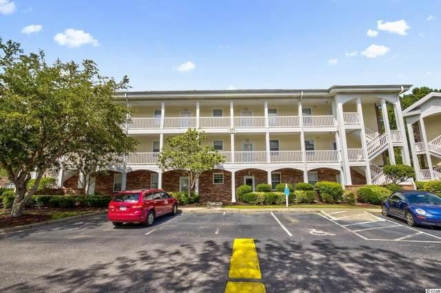 683 Riverwalk Dr. #304, Myrtle Beach, SC 29579 (MLS #2119744) :: Garden City Realty, Inc.
