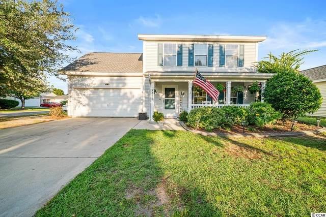 4816 Brookside Ln., Myrtle Beach, SC 29579 (MLS #2119756) :: Duncan Group Properties