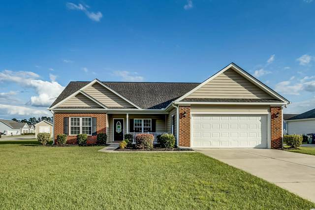118 Echaw Dr., Conway, SC 29526 (MLS #2119760) :: Scalise Realty
