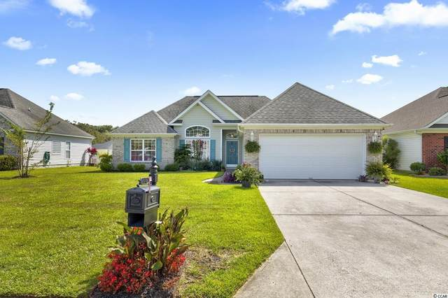 140 Southborough Ln., Myrtle Beach, SC 29588 (MLS #2119779) :: Hawkeye Realty