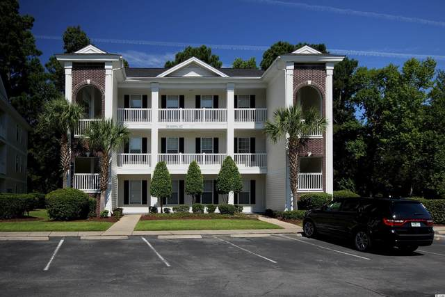 1184 River Oak Dr. 30D, Myrtle Beach, SC 29579 (MLS #2119790) :: Sloan Realty Group