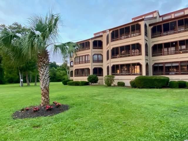 501 Maison Dr. B-21, Myrtle Beach, SC 29572 (MLS #2119802) :: Hawkeye Realty