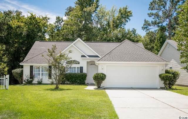 657 West Oak Circle Dr., Myrtle Beach, SC 29588 (MLS #2119806) :: Sloan Realty Group