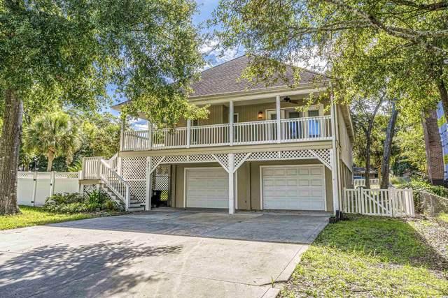 301 Oak Dr. S, North Myrtle Beach, SC 29582 (MLS #2119807) :: BRG Real Estate
